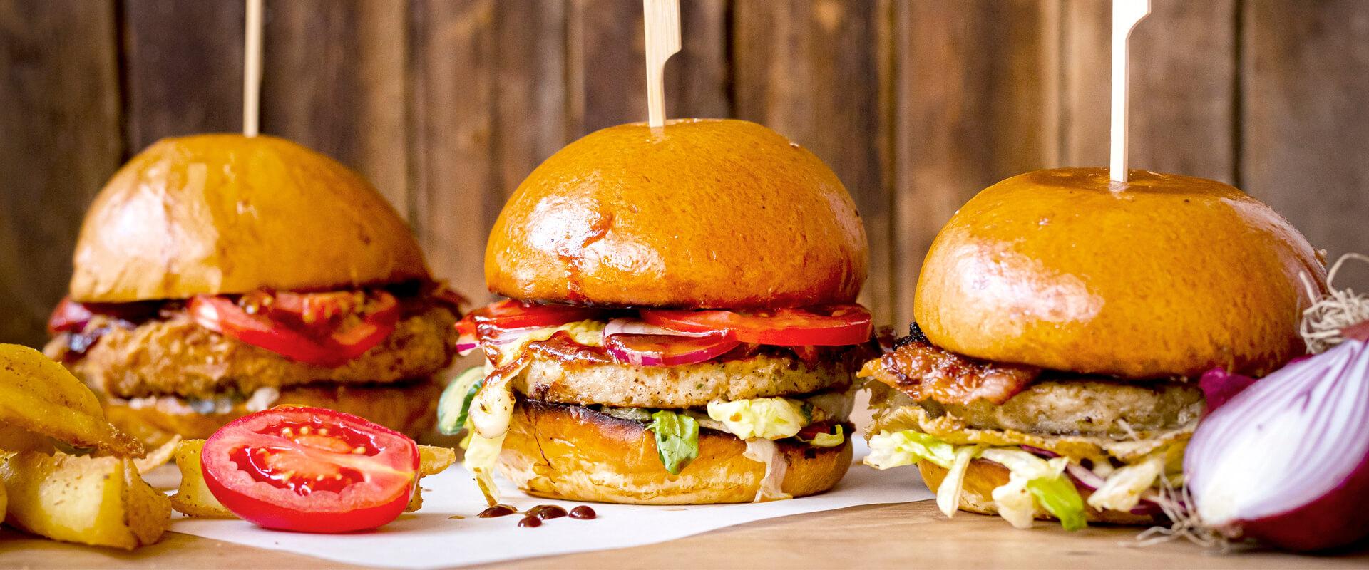 Halpatkós Halburgerek